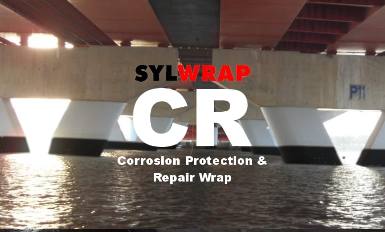 SylWrap CR is a new product developed by Sylmasta which is designed to prevent corrosion