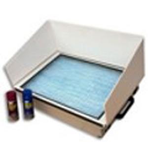 Spray Booths & Hoods (Recirculatory)